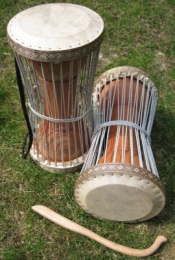 Africký mluvící buben