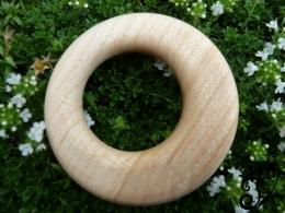 Dřevěné kousátko pro děti
