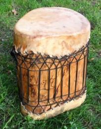 Dvojhlavý šamanský buben