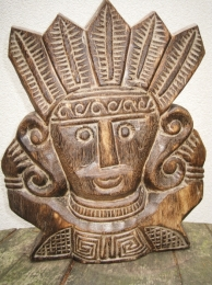 Indián maska
