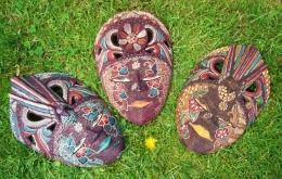 Maska batik